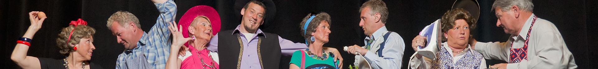 Theatergruppe des Heimatvereins Darme - Copyright www.welt-gestalten.de