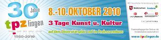 Banner 30 Jahre TPZ - Copyright TPZ Lingen