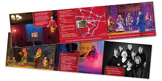 Folder Lingener Marionettentheater