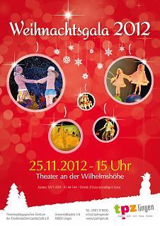 Plakat TPZ Gala 2012 - Copyright welt-gestalten.de