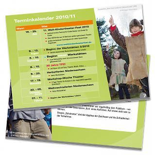 Programmheft 2010/11 - Innenansicht 2 - Copyright tpzlingen.de