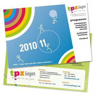 Programmheft 2010/11 - Außenansicht - Copyright tpzlingen.de