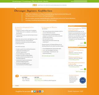 Screenshot zmkd.de - Copyright welt-gestalten.de