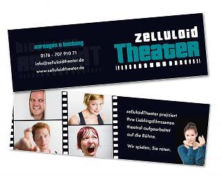 Visitenkarte zelluloidTheater - Copyright welt-gestalten.de